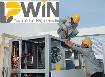 Dịch vụ lắp đặt, bảo trì, sửa chữa hệ thống lạnh